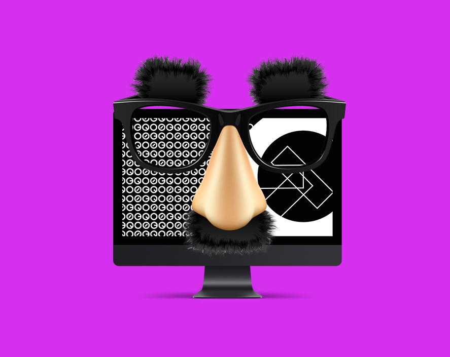 Az inkognitó mód nem rejti el a személyiségünket az interneten